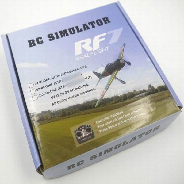 Big Discount 22 In 1 Rc Usb Flight Simulator Cable For