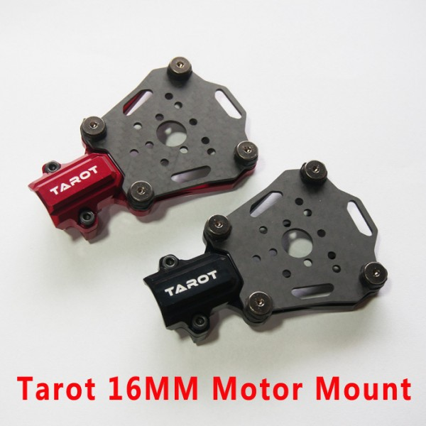 Cfq) Tarot 16Mm Suspension Motor Mount Plate For Tarot650